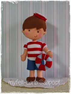 My Felt: Sailor boy!