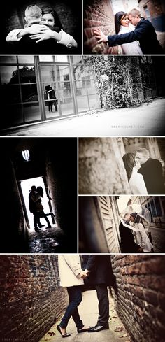 Portraits de couple Vieux Lille