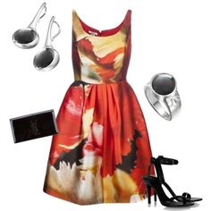 KJPS03 Hematite PopRock by jewelpop on Polyvore