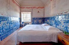 Chambre du Palacio Belmonte, Lisbonne