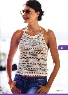 La opción que más te agrade para el momento que quieras,  diferentes estilos, tejidos y texturas en crochet o dos agujas...  Blanco...