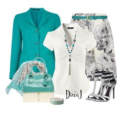 """""""Ofice Look"""" by dimij on Polyvore"""