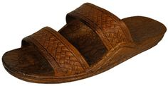 Brown Hawaiian Jesus Sandal Most popular sandals in Hawaii. The Hawaiian Jesus Sandals are perfect for men and women. Featuring weave pattern straps and air Pali Hawaii Sandals, Jesus Sandals, Size 12 Women, Outdoor Woman, Brown Sandals, Sock Shoes, Women's Shoes, Nike Shoes, Best Sellers