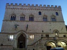 Perugia palazzo dei priori