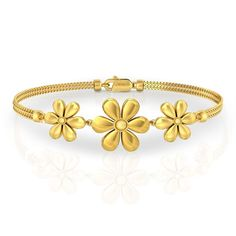 Fl Gold Bracelet Sweet Band Of Love Price In India Sweetband