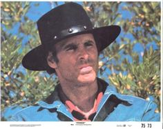Bruce Dern -- the Bonanza days-ever the villain but one of the greatest character actors.