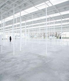 Can architecture be invisible? Kanagawa Institute of Technology Workshop | Kanagawa, Japan | 2007
