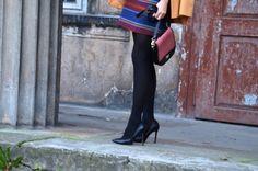 nowa-k sukienka top shop jesień rękawy dzwony naszyjnik zara marynarka asos Asos, Zara