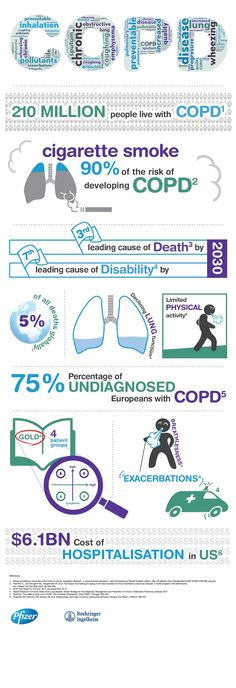 The 20th of November 2013 is World #COPD Day! Did you know that COPD affects 210 million people worldwide? That's more than double the population of Germany!