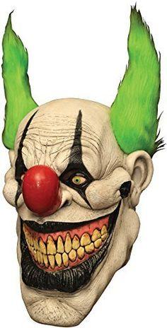 Zippo the Clown Mask