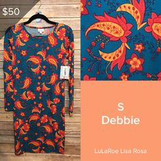 LuLaRoe Debbie Lularoe Debbie