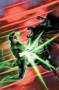 Lanterna Verde enfrentará o General Zod em nova HQ | Notícia | Omelete