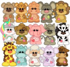 Your place to buy and sell all things handmade Paper Piecing Patterns, Doll Patterns, Cartoon Art, Cute Cartoon, Foam Crafts, Paper Crafts, Fish Vector, Cute Clipart, Treasure Boxes