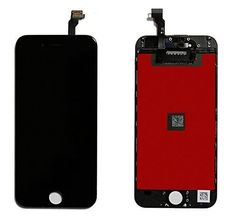 Black LCD Display + Touch Screen Digitizer Assembly Replacement for iPhone 6 #UnbrandedGeneric