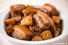 [矽谷美味人妻]  鳳梨紅燒肉