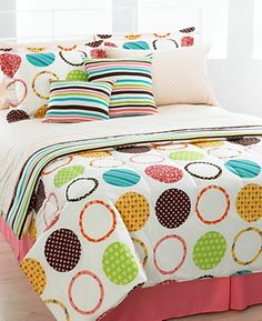 bedding from macy's