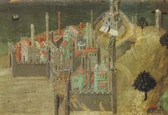 Ambrogio Lorenzetti, Talamone