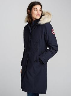 Canada Goose Kensington Parka | Bloomingdale's | Fashion | Pinterest | Canada goose kensington, Canada goose and Sporty style