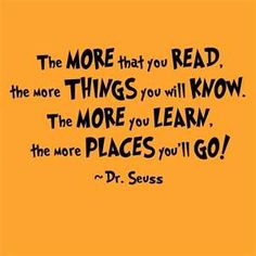 Dr. Seuss spoke to the kid in all of us.