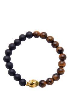 Love this men's bracelet from Nialaya