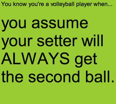 Then they give you the glare if you get it and they didn't call help. Or the other glare when they did call help and you assumed they didn't mean it. Volleyball Jokes, Volleyball Problems, Volleyball Training, Volleyball Drills, Coaching Volleyball, Beach Volleyball, Girls Basketball, Girls Softball, Volleyball Hair