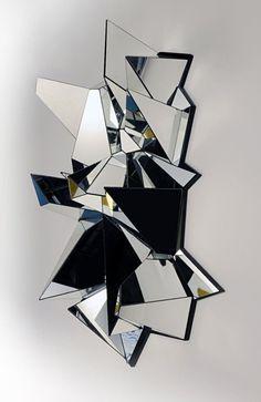 fractured mirror #Inspiration