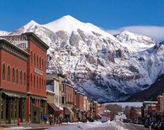 Telluride - my favorite Colorado mountain town