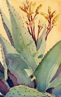 Limited Edition prints available. Tequila Agave, Downtown Santa Barbara, Spanish Colonial, Limited Edition Prints, Giclee Print, Art Photography, Succulents, Palette, Watercolor