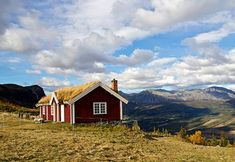 Best prices for cottages and huts in Norway: Bergen, Stavanger, Fjord area, mountains Small Buildings, Stavanger, Closer To Nature, Cabin Homes, Oslo, Norway, House Design, Sheds, House Styles