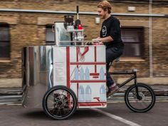 Velopresso – Le coffee-shop roulant