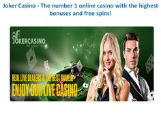 https://flic.kr/p/Z8kett | Meeste Gratis Spins, Casino Mobiel, Gratis Casino Bonus | Follow us : www.jokercasino.com/en  Follow us : casinomobiel.wordpress.com  Follow us : followus.com/beste-online-casino