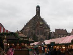 Nuremberg Christmas Market 2008
