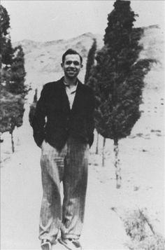 Miguel Hernandez (Spanish poet)