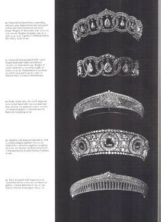 ohsoromanov:   The Russian Cartier Tiaras, Pretty pretty pretty