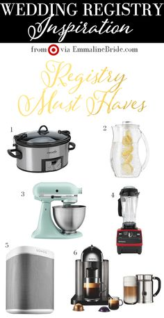 registry from target must haves top picks for your wedding registry http