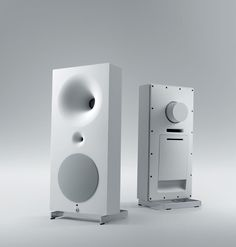 avantgarde acoustic takes old school technology and wraps it in new school form (via formfreundlich.de)