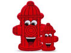 Hidrant - jucarie pentru catei