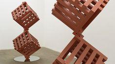 At Richard Telles Fine Art, Jim Isermann's illusions stack up http://lnk.al/3QY8 #artnews
