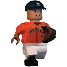 George Springer Houston Astros OYO Sports Player Minifigure - $12.99