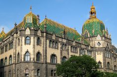 Museum of Applied Arts, Budapest, Hungary