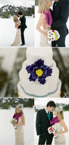 Wedding + Winter