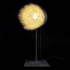 'Giant Luciferase', 250cm high Sea Anemone Floor Lamp by Nacho Carbonell | From a unique collection of antique and modern floor lamps  at http://www.1stdibs.com/furniture/lighting/floor-lamps/