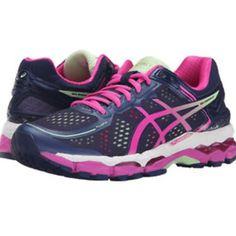 Chaussure de course à pied ASICS GEL Kayano indigo excellent 22 état pour femme en excellent état indigo a6d896c - camisetasdefutbolbaratas.info
