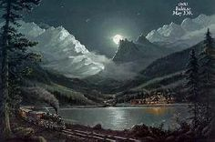 Jesse Barnes - Midnight Passage