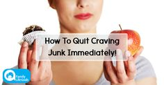 6 Reasons You Crave Sugar, Salt and Junk Food All the Time (and how to stop)