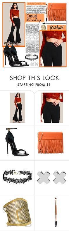 """Super Flare Pants"" by enwa ❤ liked on Polyvore featuring Boutique Moschino, Witchery and Hera"