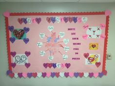 February 2013 School Nurse Bulletin Board by Mel