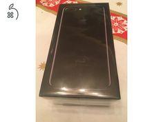 ELADO Iphone 7 Plusz 128GB Jetblack