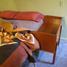Sidecar CoSleeper Baby Bed Attachment for by RosetteCustomFurnitu, $295.00