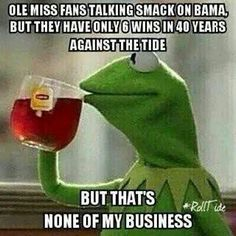 I don't like trash talk. But this is truth!